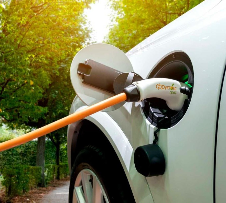 Charging for electric cars